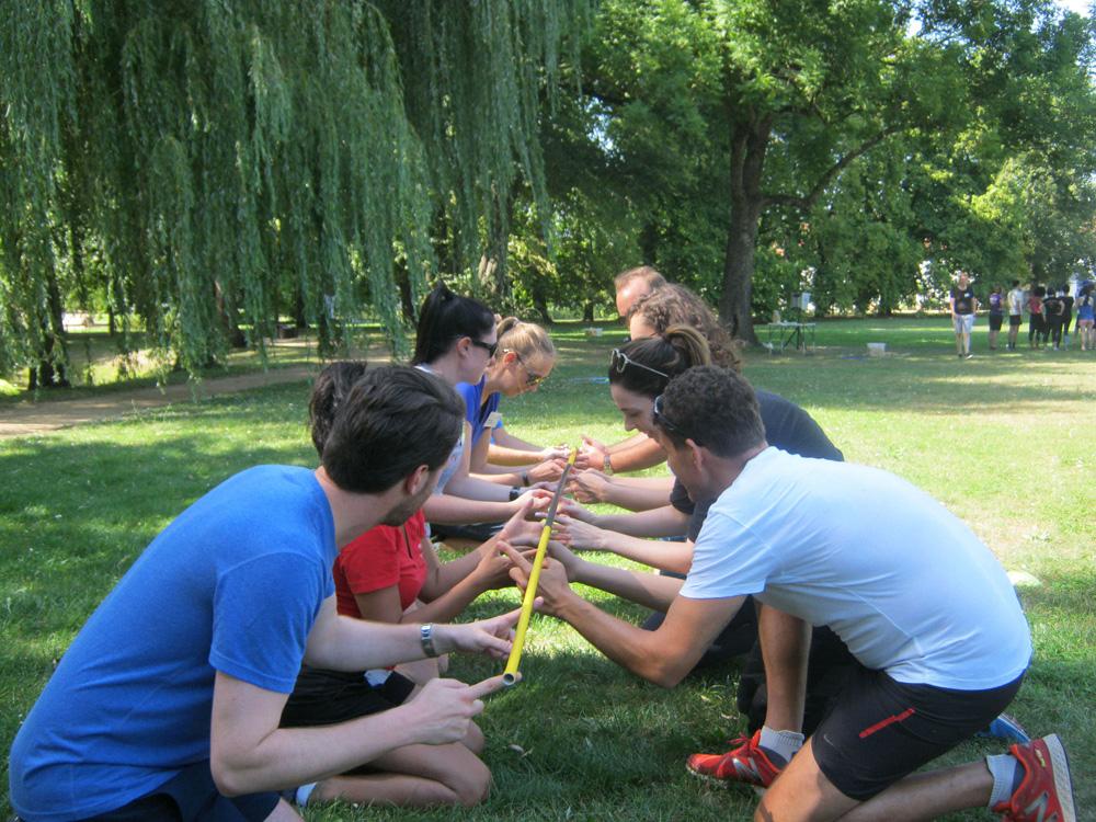 abenteuerwerk Teamchallenge, Teamrallye, Teamwettkampf, Teamtag,