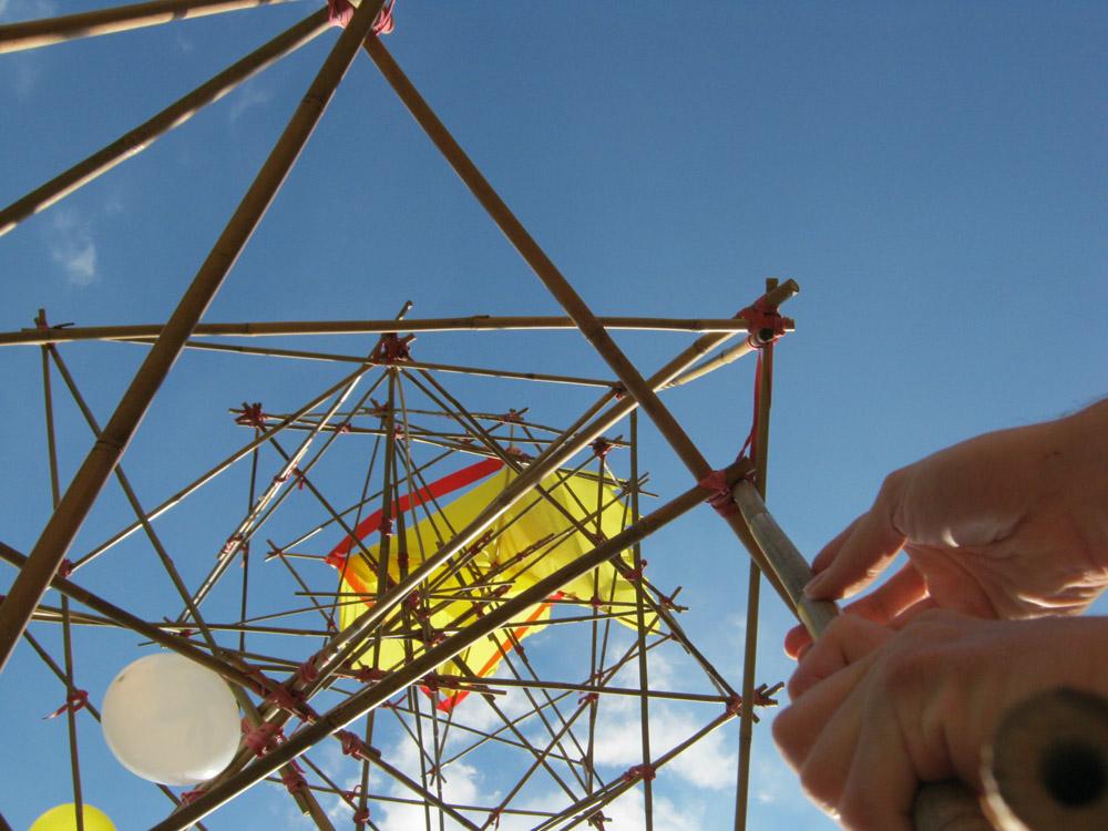 abenteuerwerk Turmbau Teamchallenge, Teamrallye, Teamwettkampf,